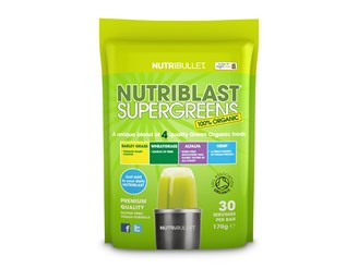 NutriBlast - Zielony MIX